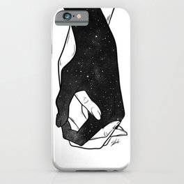 The love will stay. iPhone Case