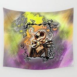 Pumpkin King Wall Tapestry