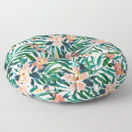 VACAY EVERYDAY Tropical Floor Pillow