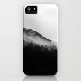 Mystery Fog #society6 iPhone Case