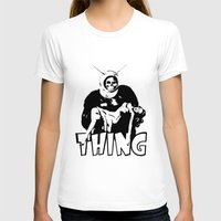 the thing T-shirts featuring THING by Taylor Bissett