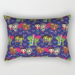 Monster Love Rectangular Pillow