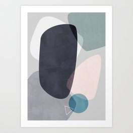 Graphic 189B Art Print