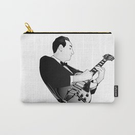 LES PAUL House of Sound - WHITE GUITAR Carry-All Pouch