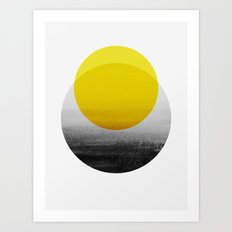 Sunrise Art Print