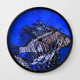 Priscilla Wall Clock