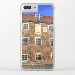 House Mill Bow London Clear iPhone Case