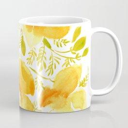 Watercolor California poppies (Quad set, #3) Coffee Mug