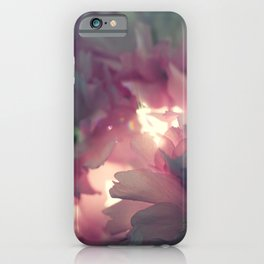 sakura - close up - one iPhone Case