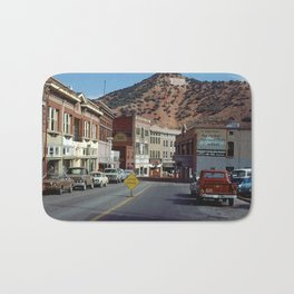 Downtown Bisbee in days gone by, 1972 Bath Mat