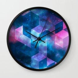 Geometrical shapes Wall Clock