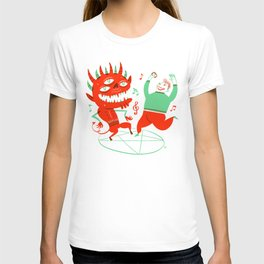Naughty - Dance with your Demon T-shirt