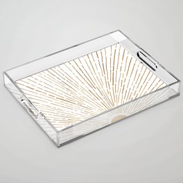 Let The Sunshine In Acrylic Tray