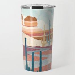 Desert Vista Travel Mug