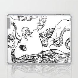 In Death - Loki Black and White Series Laptop & iPad Skin