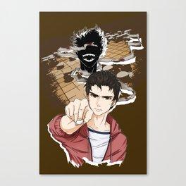 Nogitsune Canvas Print