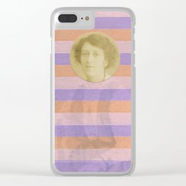 I Sent An SOS To The World Clear iPhone Case