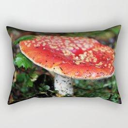 Mushroom Beauty Rectangular Pillow