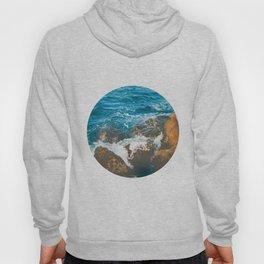 Rocky Ocean Shore No1 Hoody