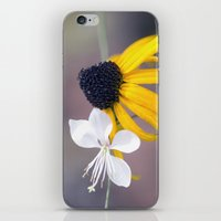 friendship iPhone & iPod Skins featuring Friendship by Laura George