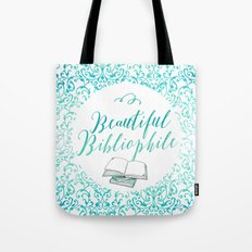 [Requested] Beautiful Bibliophile Tote Bag