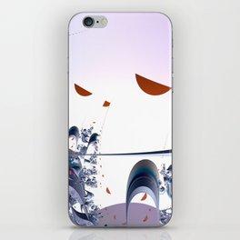 Sending messages iPhone Skin