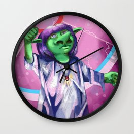 Night Watch Wall Clock