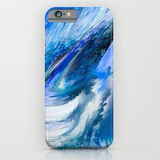 Rapture In Blue   Abstract iPhone 6s Slim Case