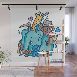 animal lover Wall Mural