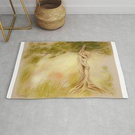 Mystic Tree - Symbolism Rug