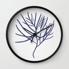 Seaweed 3 Wall Clock