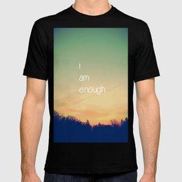 I Am Enough T-shirt