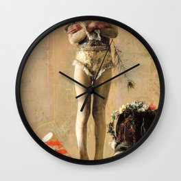 The Saltimbanco - Digital Remastered Edition Wall Clock