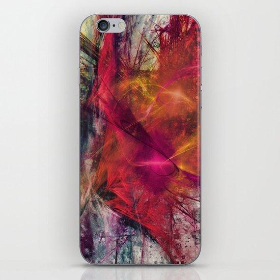 Fractal zen iPhone & iPod Skin