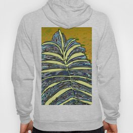 Palm Leaf Fosil 2 / Nature 13-12-16 Hoody