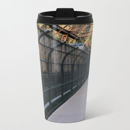 Bridge over Harper's Ferry Metal Travel Mug