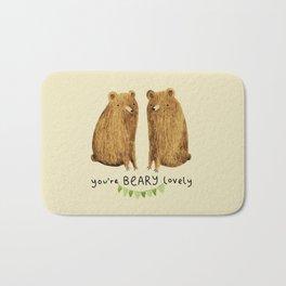 Beary Lovely Bath Mat
