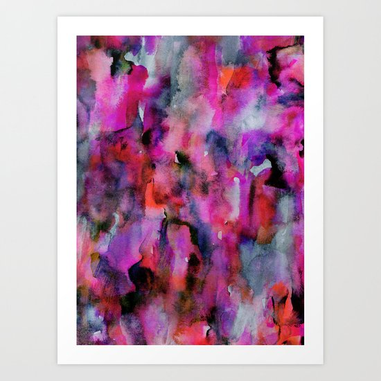 Abstract 88 Art Print