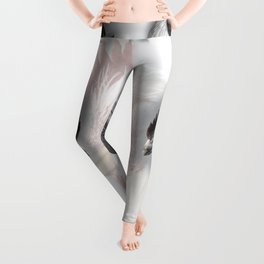 Pattern of domestic chickens Leggings