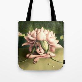 The Nymph Elea Tote Bag