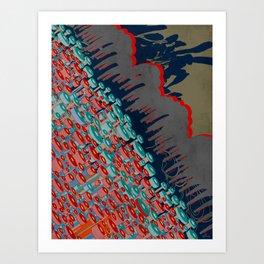 Conduit Art Print