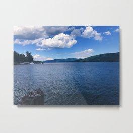 Lake George - view 4 Metal Print