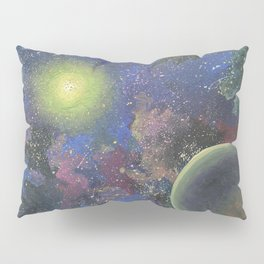 Galaxy. Order in chaos. Pillow Sham