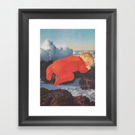 Golden Slumbers Framed Art Print