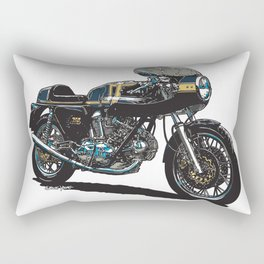 Duc 750ss Rectangular Pillow