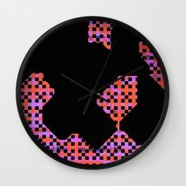 Jigsaw Wall Clock