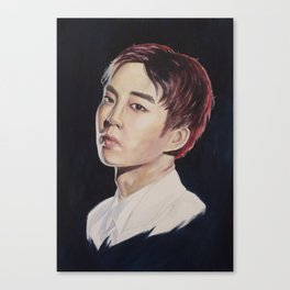 MONSTER - Xiumin Canvas Print
