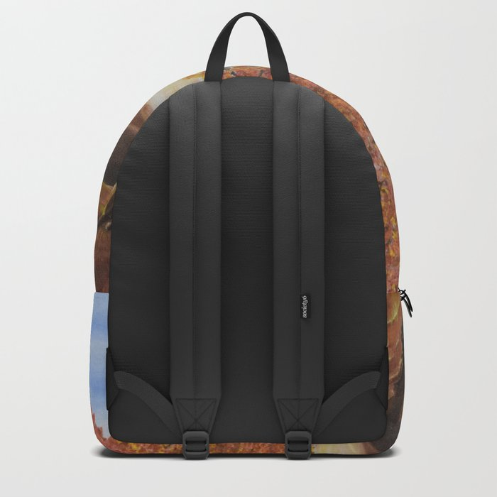 Fall trees Backpack