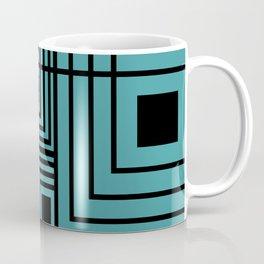 Squares pattern Coffee Mug