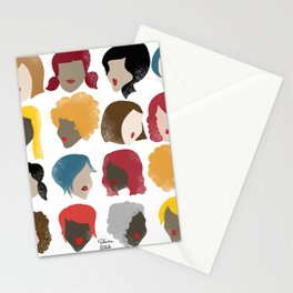 Harry the Hairdresser Stationery Cards